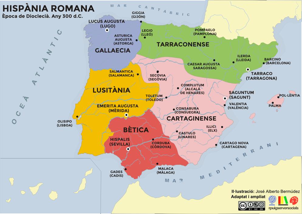 mapaprovinciesromanesdiclecia